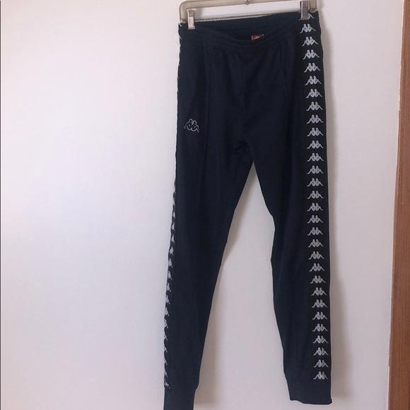 b008aa1e Kappa navy blue track pants
